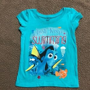 2T Disney Finding Dory T-Shirt